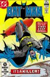 Batman #352 comic books for sale