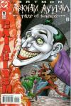 Batman: Arkham Asylum: Tales of Madness comic books