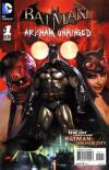 Batman: Arkham Unhinged comic books