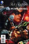 Batman: Arkham Unhinged #6 comic books for sale