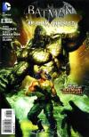Batman: Arkham Unhinged #8 comic books for sale