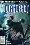 Batman: Battle for the Cowl: Man-Bat Comic Books. Batman: Battle for the Cowl: Man-Bat Comics.