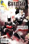 Batman Beyond Unlimited #7 comic books for sale