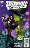 Batman Confidential #7 comic books for sale