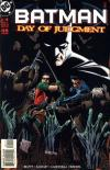 Batman: Day of Judgment Comic Books. Batman: Day of Judgment Comics.