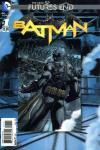 Batman: Futures End #1 comic books for sale