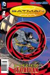 Batman Incorporated comic books