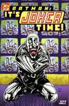 Batman: Joker Time Comic Books. Batman: Joker Time Comics.