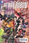 Batman & Robin Eternal comic books