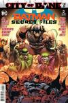 Batman: Secret Files comic books