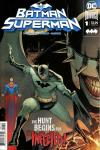 Batman/Superman Comic Books. Batman/Superman Comics.