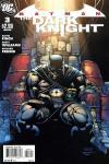 Batman: The Dark Knight #3 comic books for sale