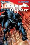 Batman: The Dark Knight #1 comic books for sale
