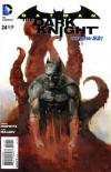 Batman: The Dark Knight #24 comic books for sale