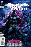 Batman: The Dark Knight #8 comic books for sale