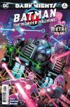 Batman: The Murder Machine Comic Books. Batman: The Murder Machine Comics.