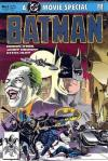 Batman: The Official Comic Adaptation of the Warner Bros. Motion Picture Comic Books. Batman: The Official Comic Adaptation of the Warner Bros. Motion Picture Comics.