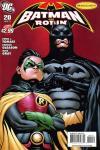 Batman and Robin #20 comic books for sale