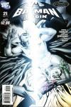 Batman and Robin #21 comic books for sale