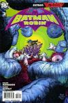 Batman and Robin #3 comic books for sale