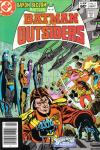 Batman and the Outsiders #2 comic books for sale