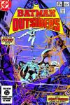 Batman and the Outsiders #3 comic books for sale