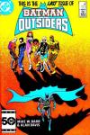 Batman and the Outsiders #32 comic books for sale