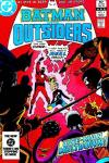Batman and the Outsiders #4 comic books for sale
