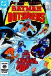 Batman and the Outsiders #6 comic books for sale