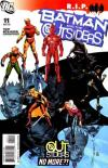 Batman and the Outsiders #11 comic books for sale
