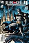 Batman in Barcelona: Dragon's Knight Comic Books. Batman in Barcelona: Dragon's Knight Comics.