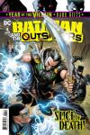 Batman & the Outsiders #4 comic books for sale