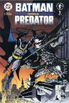 Batman versus Predator Comic Books. Batman versus Predator Comics.