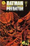 Batman versus Predator #2 comic books for sale