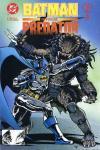 Batman versus Predator #3 Comic Books - Covers, Scans, Photos  in Batman versus Predator Comic Books - Covers, Scans, Gallery