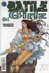 Battle Girlz comic books