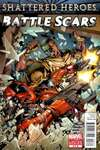 Battle Scars #3 comic books for sale