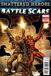 Battle Scars #4 comic books for sale