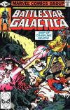 Battlestar Galactica #15 comic books for sale