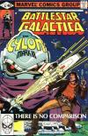 Battlestar Galactica #16 comic books for sale