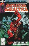 Battlestar Galactica #18 comic books for sale