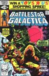Battlestar Galactica #20 comic books for sale