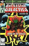 Battlestar Galactica #23 comic books for sale