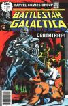 Battlestar Galactica #3 comic books for sale