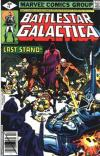 Battlestar Galactica #8 comic books for sale