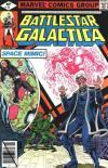 Battlestar Galactica #9 comic books for sale