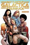 Battlestar Galactica: Starbuck Comic Books. Battlestar Galactica: Starbuck Comics.