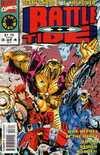 Battletide II #3 comic books for sale