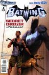 Batwing #4 comic books for sale