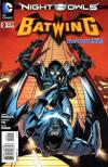 Batwing #9 comic books for sale